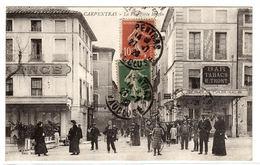 CARPENTRAS (84) - La Rue Porte Mazan - Carpentras