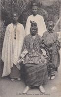 CPA SENEGAL DAKAR Femmes Et Jeunes Filles OUOLOFS - Senegal