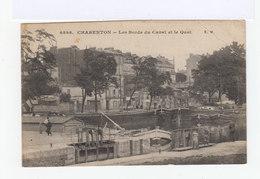 Charenton. Les Bords Du Canal Et Le Quai. (2680) - Charenton Le Pont