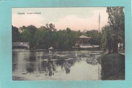 Old Small Postcard Of Parc,Ostende,Ostend, Flemish Region, Belgium.R49. - Oostende