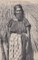 CPA N°60 SENEGAL DAKAR Femme Maure - Senegal
