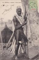 CPA N°774 SENEGAL DAKAR Vieux Lebou - Senegal