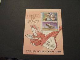 TOGO - BF 1977 NAVETTA SPAZIALE - NUOVO(++) - Togo (1960-...)