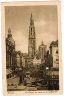 Antwerpen, Anvers Le Canal Au Sucre Et La Cathédrale (pk44350) - Antwerpen