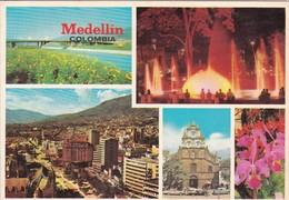 MEDELLIN, COLOMBIA. MULTI VISTA VIEW VUE. MOVIFOTO. VOYAGEE.-TBE-BLEUP - Colombia