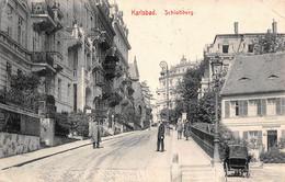 Tchéquie - Karlsbad - Schlossberg - Repubblica Ceca