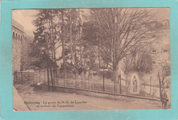Old Small Postcard Of Beauraing, Walloon Region, Belgium,R49. - Beauraing