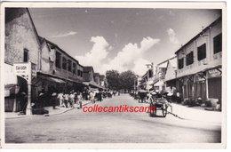Vue De Tourane Carte Photo Scann Recto Verso - Vietnam