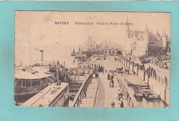 Old Small Postcard Of Anvers,Antwerp, Belgium,R49. - Antwerpen