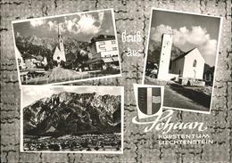 72374504 Schaan Liechtenstein Kirche  Liechtenstein - Liechtenstein