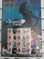 IHI - Indonesia Prisma Full Sheet 2007 Harry Potter - 1 - Indonesia