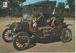 COCHES DE EPOCA FORD T 1909 HP - Postcards