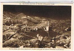 55  LES COMBATS  DES FORTS   DE  SOUVILLE  ET  DOUAUMONT  1916     TBE   1J271 - Douaumont