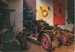 CLERES MUSEE D AUTOMOBILES ANCIENNES  D F P 1905 DE DION BOUTON 1907 - Clères