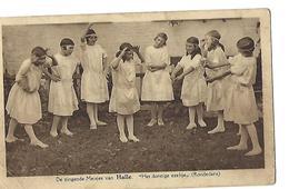 """De Zingende Meisjes Van Halle  - """"Het Dorstige Ezeltje"""" (Rondedans) - Halle"""