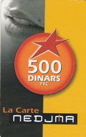 Algeria - Nedjma 500 - Algeria