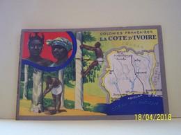 COTE-D'IVOIRE. LES COLONIES FRANCAISES. - Ivory Coast
