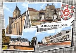 85-SAINT-HILAIRE-DES-LOGES- MULTIVUES - Saint Hilaire Des Loges