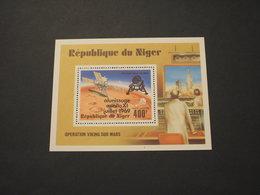 NIGER - BF 1979 ALLUNAGGIO  - NUOVO(++) - Niger (1960-...)