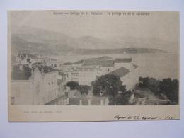 Monaco Collège De La Visitation - Le Collège Vu De La Cathédrale - Monaco