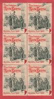 """Pièce Historique """"Reine Berthe"""", Payerne (CH) 1899 / 6 Vignettes Neuves - Cinderellas"""