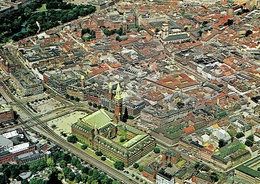 Aerial View Of COPENHAGEN With The Town Hall - Denmark