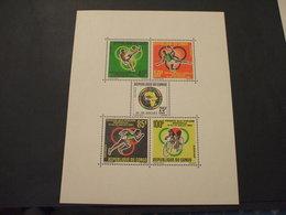 CONGO - BF 1965 GIOCHI AFRICA  - NUOVO(++) - Congo - Brazzaville