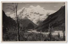 Chile-Chili : Cerro Tronador (années 30) (PPP8371) - Chile