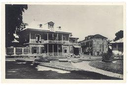 Cpsm Guyane , Cayenne, L'Hôtel De La Cie Transatlantique - Cayenne