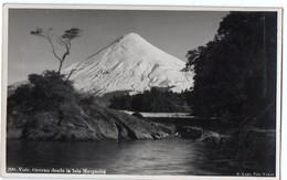 Chile-Chili : Volc.Osorno Desdela Isla Margarita (années 30) (PPP8373) - Chile