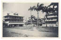 Cpsm Guyane , Cayenne, Hôtel Des Palmistes - Cayenne