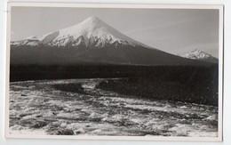 Chile-Chili : Volc.Osorno  (années 30) (PPP8374) - Chile