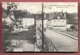 PONTAILLER-sur-Saône - Quartier St-Jean - France