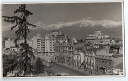 Chile-Chili : Santiago : Av O'Higgins  (années 30) (PPP8378 - Chili