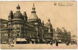 Antwerpen, Anvers, De Renbaan, L ' Hippodrome (pk44352) - Antwerpen