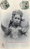 Cambodge - Phom-Penh - Danseuse Du Roi - Cambodia