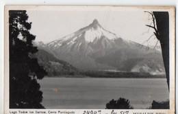 Chile-Chili : Lago Todos Los Santos Cerro Puntiagudo  (années 30) (PPP8380) - Chile