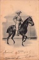 Espagne - Picador   - 1905 -  SC72-4  - R/V - Espagne