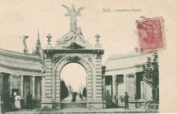 Argentine, Azul. Cementerio Central . - Argentina