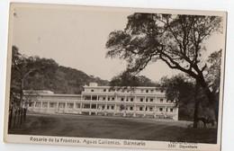 Chile-Chili : Rosario De La Frontera Aguas Calientes Balneario  (années 30) (PPP8381) - Chile