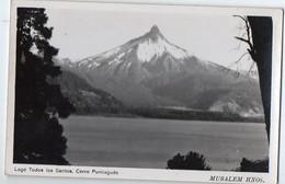Chile-Chili : Lago Todos Los Santos Cerro Puntiagudo  (années 30) (PPP8382) - Chile