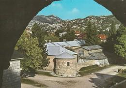 Cartolina Postale Viaggiata Nel 1974 CETINJE - Montenegro - Europa - Montenegro