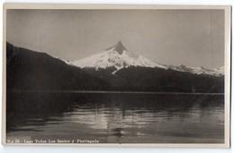 Chile-Chili : Lago Todos Los Santos Y Puntiagudo    (années 30) (PPP8385) - Chile