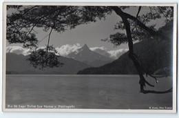 Chile-Chili : Lago Todos Los Santos Y Puntiagudo    (années 30) (PPP8386) - Chili