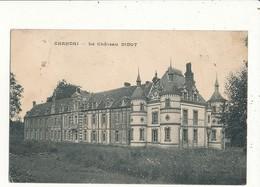 61 CHANDAI LE CHATEAU DIDOT CPA BON ETAT - France