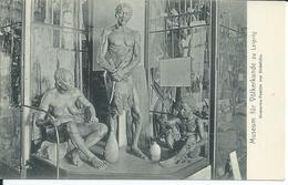 2343.  Museum Für Volkerkunde Zu Leipzig - Massarwa-familie - Museos