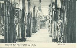 2344.   Museum Für Volkerkunde Zu Leipzig - Süd-See-Saal - Museen