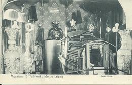 2347. Museum Für Volkerkunde Zu Leipzig - Japan U. China - Museen