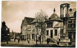 Officiele Postkaart Wereldtentoonstelling Antwerpen 1930, Oud Belgie (pk44357) - Antwerpen