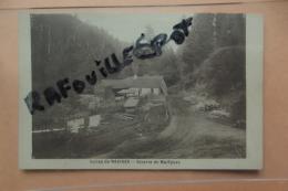 Cp  Vallee De Ravines  Scierie De Malfosse - Frankreich